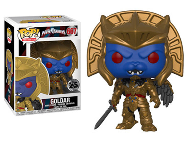 Power Rangers Goldar Pop Vinyl Figure - Kryptonite Character Store