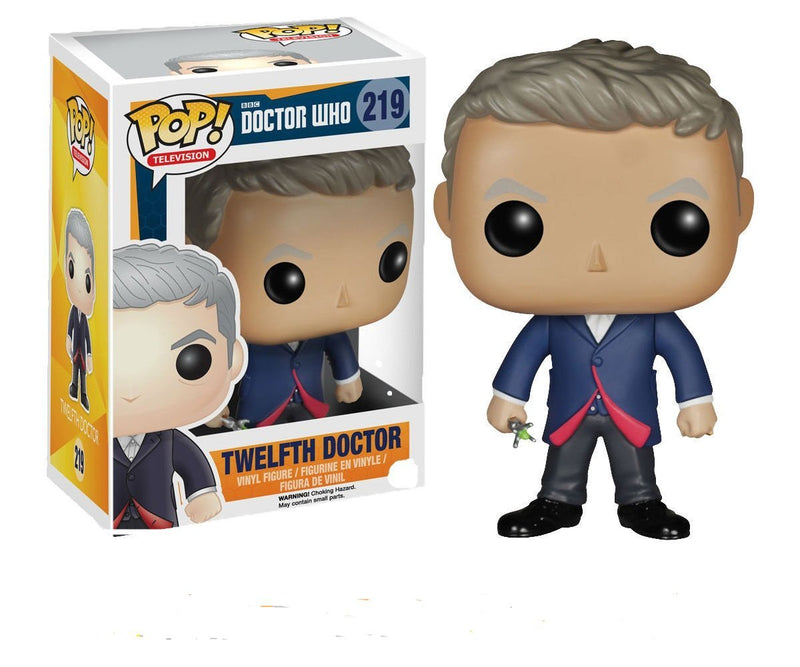 POP Doctor Who - Dr.