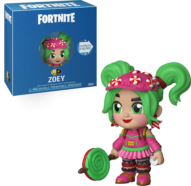 5 Star: Fortnite Zoey Multicolor