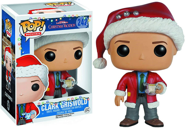 Funko Pop! Holidays: Christmas Vacation - Clark Griswold Vinyl Figure