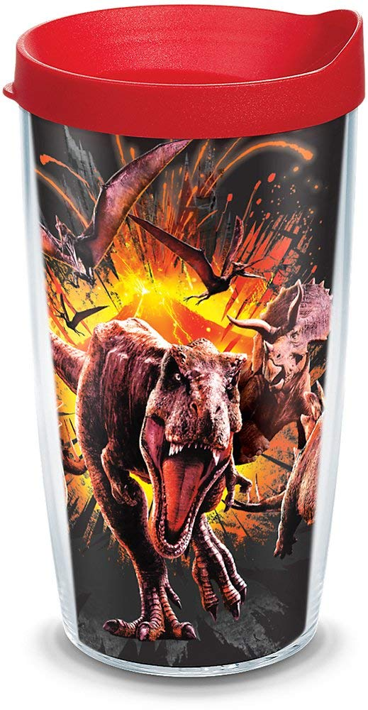 "Jurassic World ""Escape the Island"" 16 oz. Tervis Tumbler"