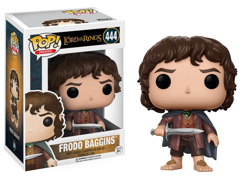 POP! Movies: Lord Of The Rings - Frodo Baggins - Kryptonite Character Store