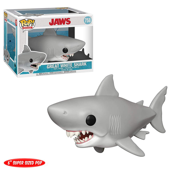 "Jaws - 6"" Jaws POP Movies Vinyl Figure - Kryptonite Character Store"