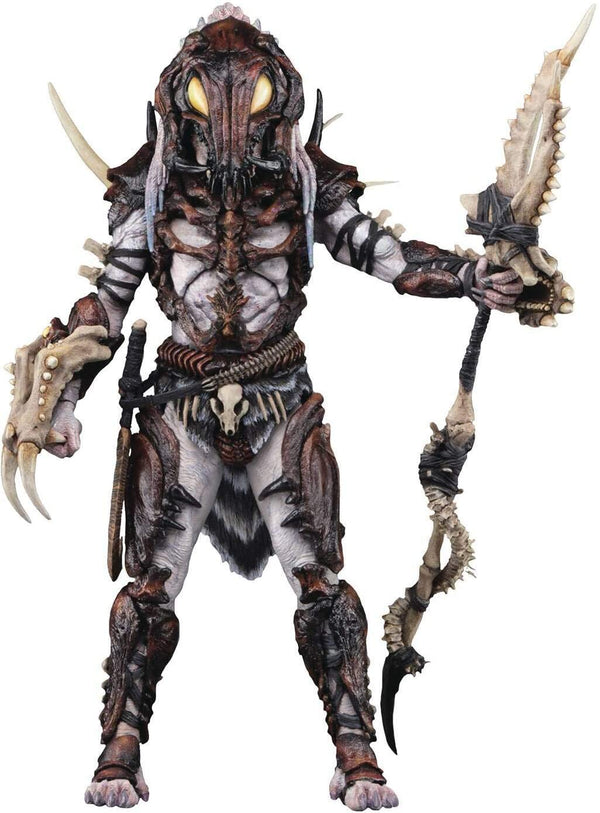 Predator: Ultimate Alpha Predator 100th Edition Action Figure