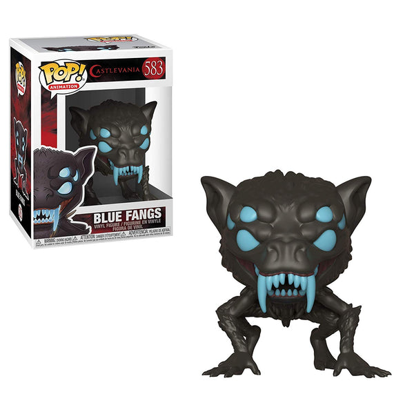 Castlevania - Blue Fangs Pop! Animation Vinyl Figure - Kryptonite Character Store