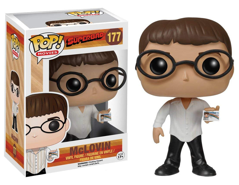 Funko POP Movies: Superbad - Fogell (McLovin') Action Figure