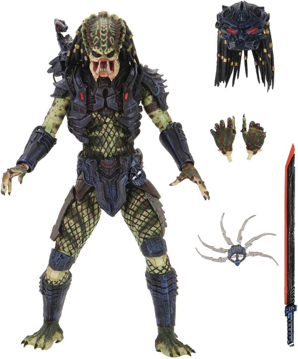 Armored Lost Predator Action Figure [Ultimate Version]