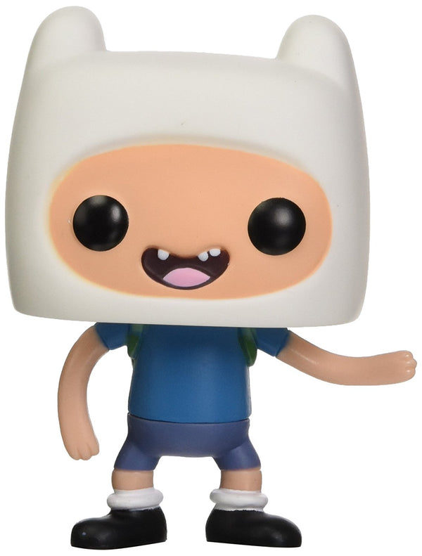 Funko POP! Vinyl Adventure Time Finn Figure - Kryptonite Character Store