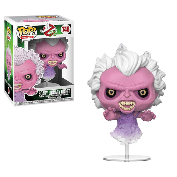 Ghostbusters - Scary Library Ghost POP Movies Vinyl Figure