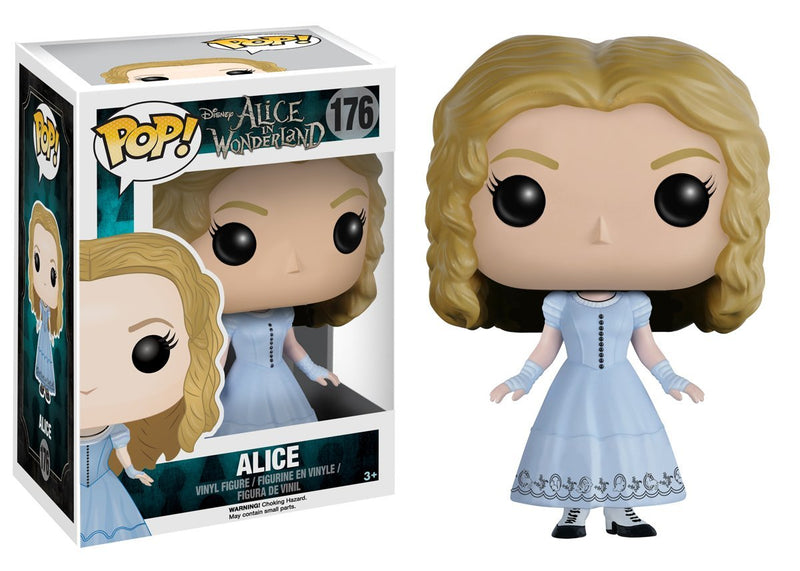 Funko POP Disney: Alice in Wonderland Action Figure - Alice - Kryptonite Character Store
