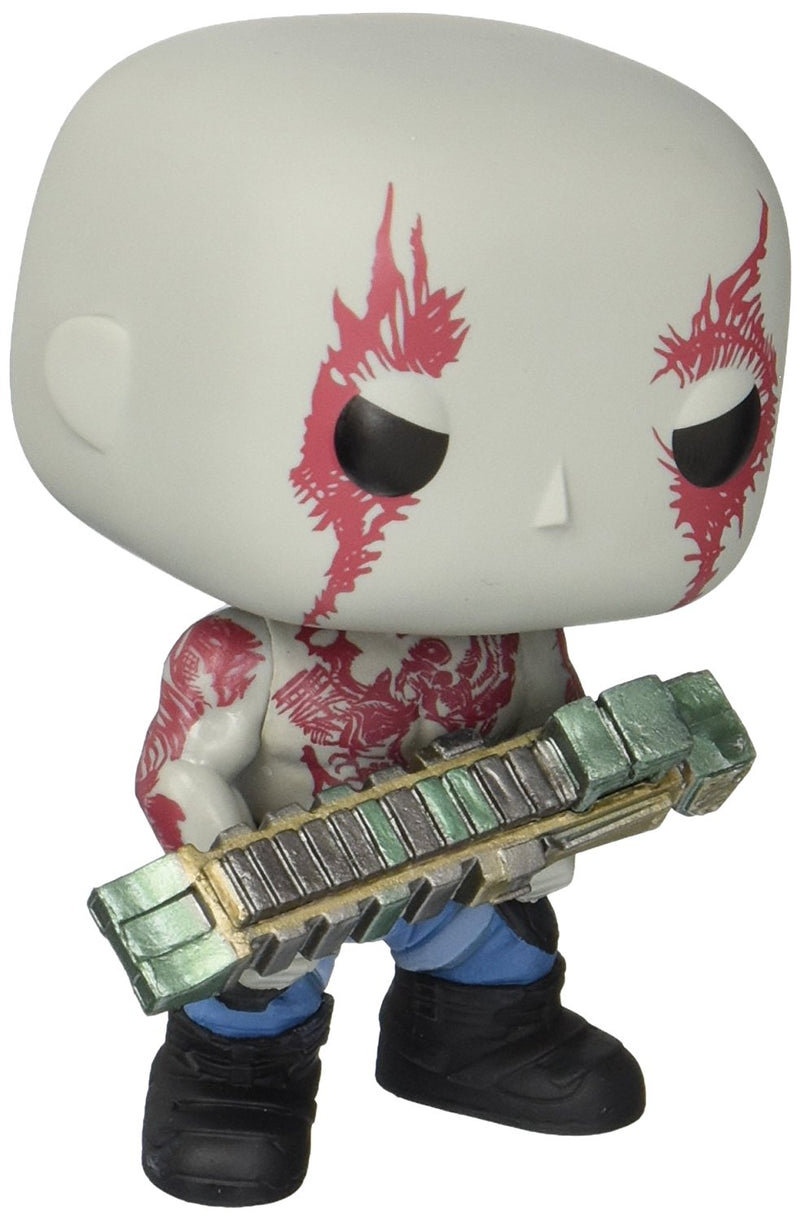 Funko POP Movies: Guardians of the Galaxy 2 Drax Toy Figure - Kryptonite Character Store