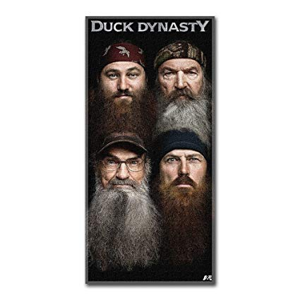 Duck Dynasty - Beach Towel - Kryptonite Character Store