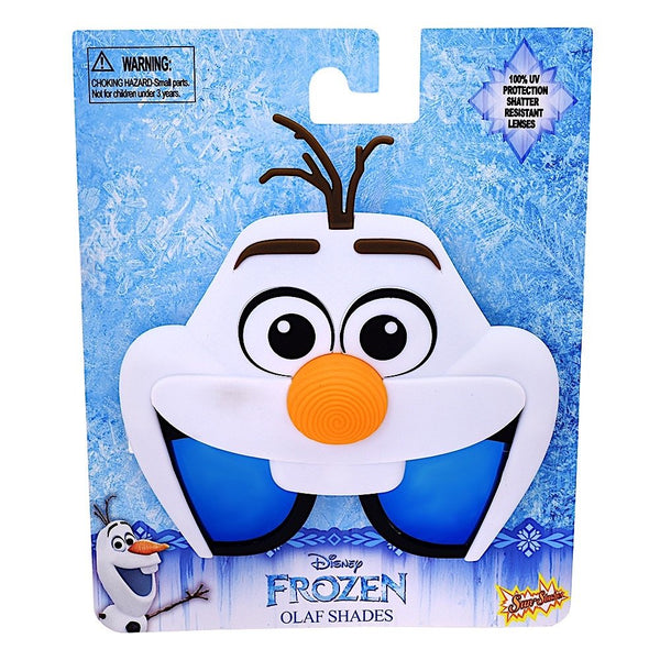 Frozen Olaf Party Costume Sunglasses - Kryptonite Character Store
