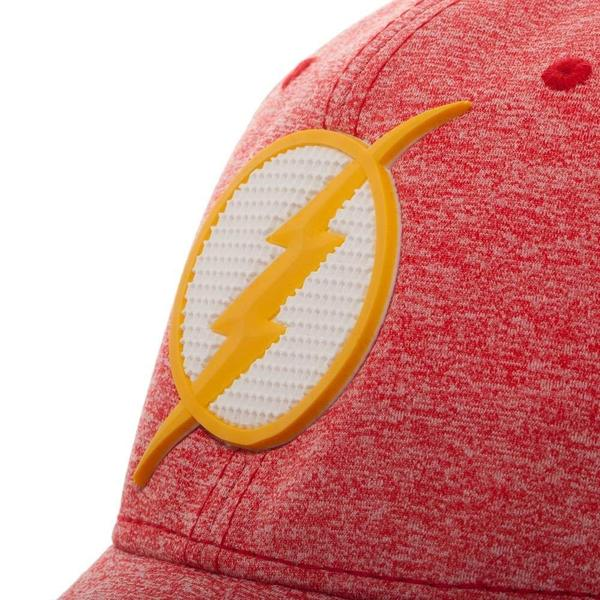 DC Comics The Flash New 52 Rubber Weld Cationic Flex Cap