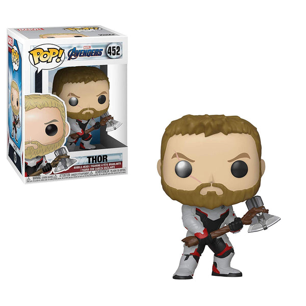 Marvel: Avengers Endgame - Thor (TS) Pop Movies Vinyl Figure - Kryptonite Character Store