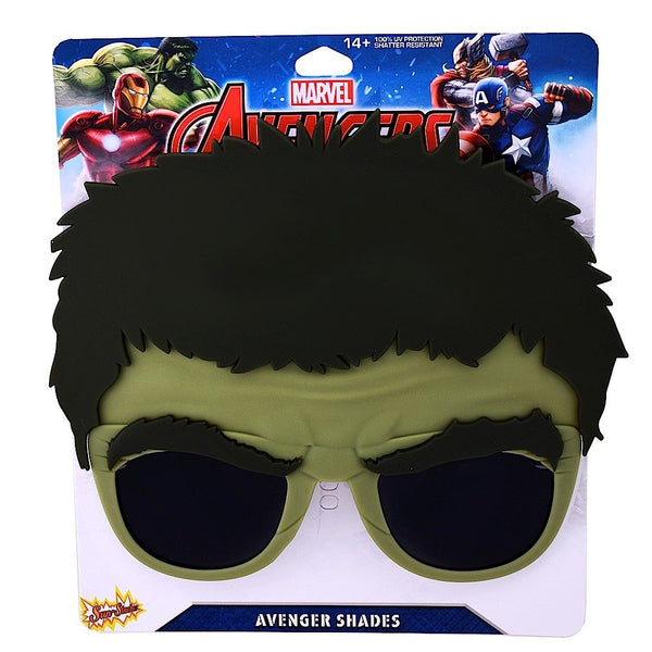Marvel Hulk - Character Sunglasses - Kryptonite Character Store