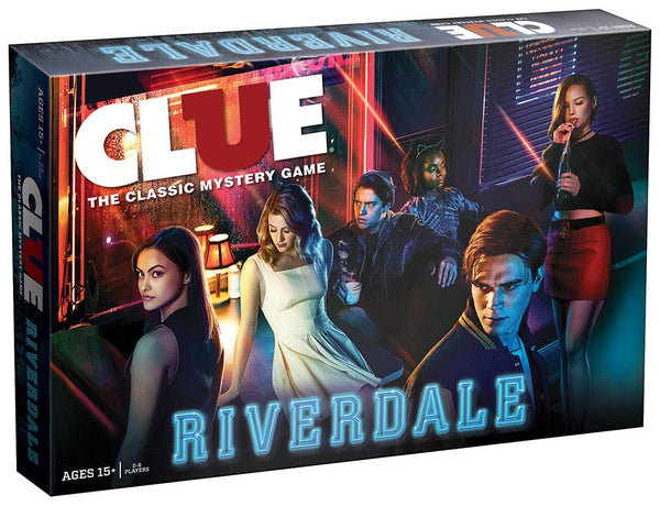 Riverdale Clue Board Game - Kryptonite Character Store