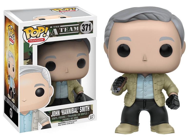 Funko POP TV: A-Team - Hannibal Action Figure - Kryptonite Character Store