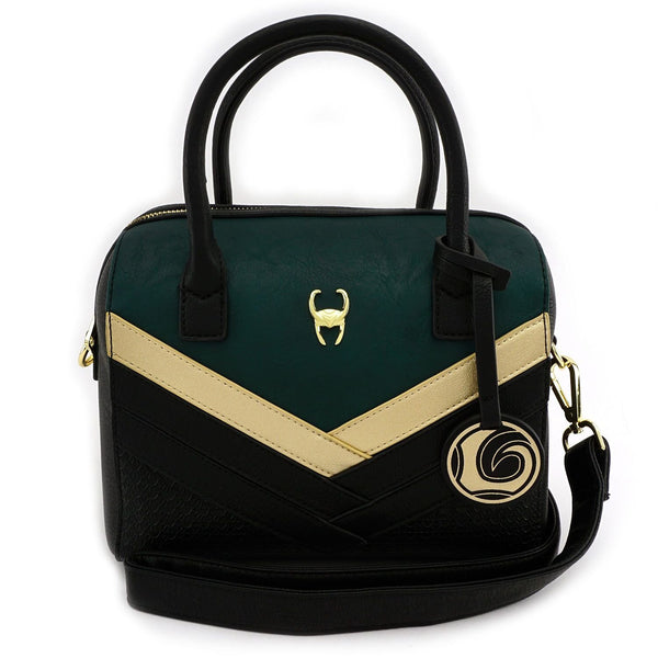 Loungefly - Marvel Comics - Loki Purse Hand Bag - Kryptonite Character Store