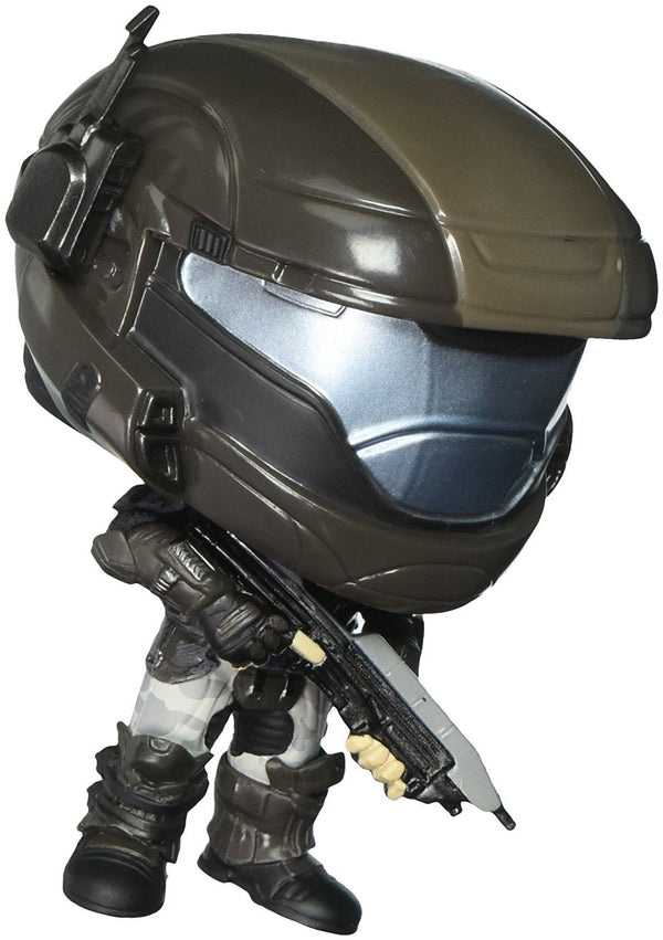 Funko Pop Games: Halo-Orbital Drop Shock Troopers Buck (Helmeted) Collectible Figure, Multicolor - Kryptonite Character Store