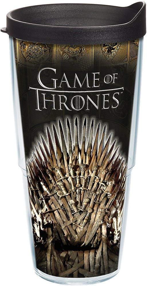 "Game of Thrones ""Iron Throne"" 24 oz. Tervis Tumbler"