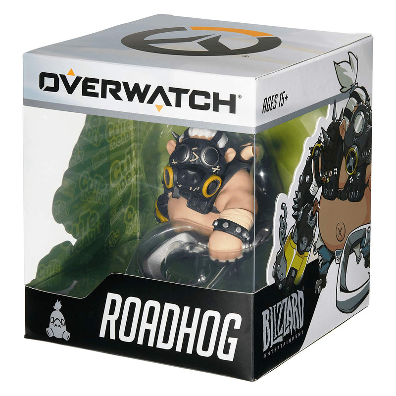 Overwatch - Roadhug Cute But Deadly Figure