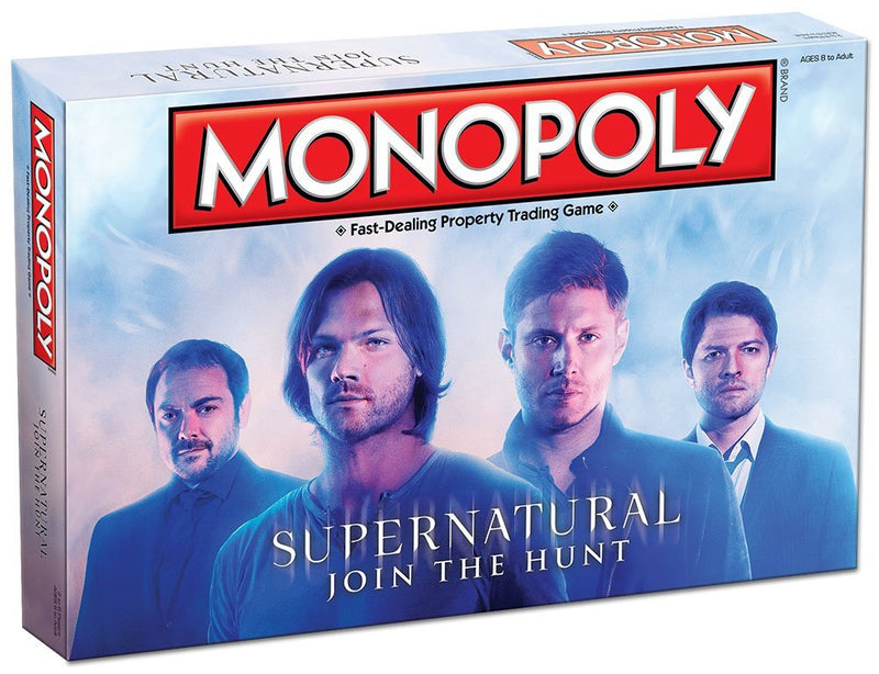 Supernatural Collector's Edition MONOPOLY