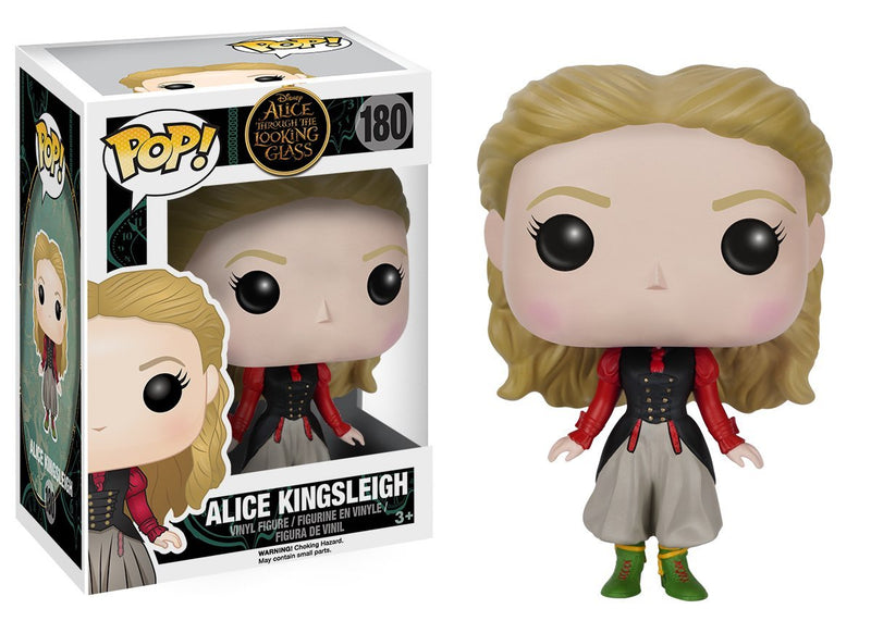 Funko POP Disney: Alice: Through The Looking Glass - Alice Kingsleigh - Kryptonite Character Store