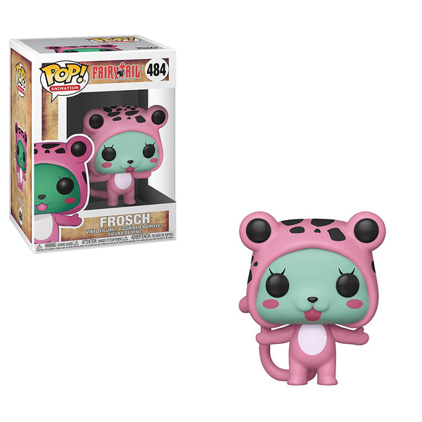 Fairy Tail - Frosch Pop Anime Vinyl Figure - Kryptonite Character Store