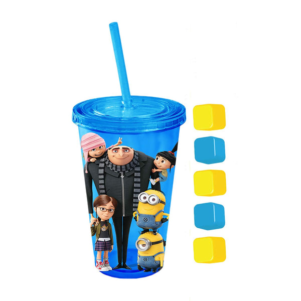 Silver Buffalo Despicable Me Hanging Minion Cold Cup