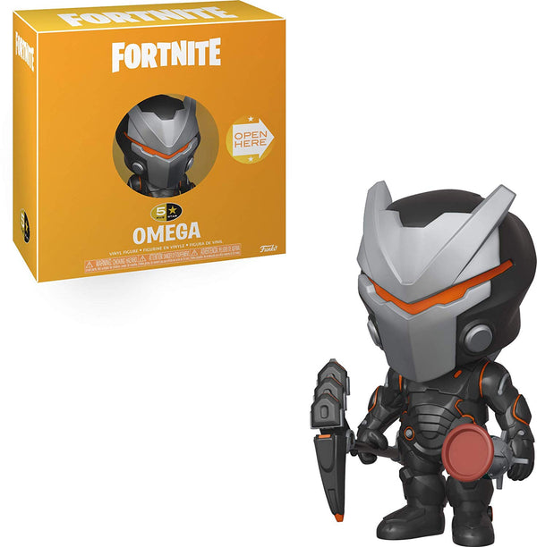 Fortnite - Omega 5-Star Figure - Kryptonite Character Store
