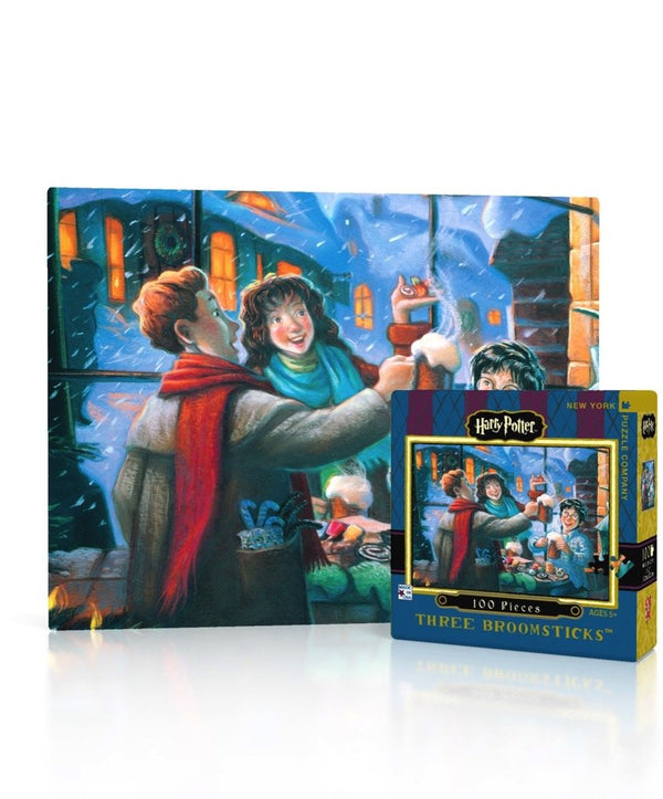 "Harry Potter - Puzzle ""Three Broomsticks"" 100pc."