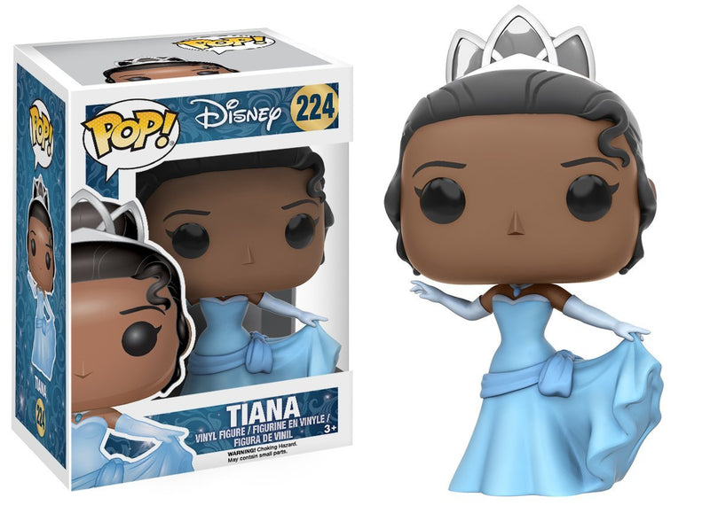 Funko POP Disney: Princess & the Frog - Tiana Action Figure - Kryptonite Character Store