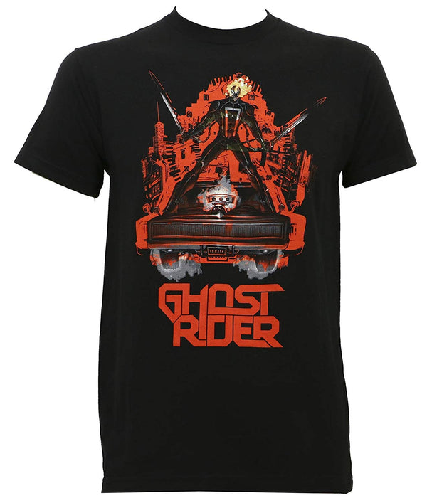 Marvel Ghost Rider Adult T-shirt