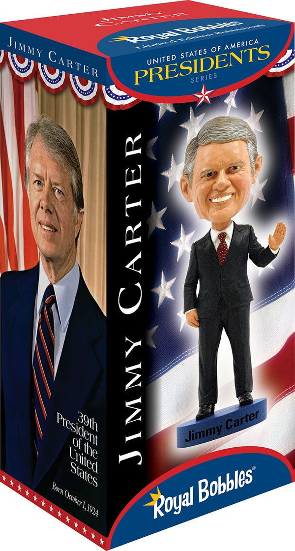 Presidents - Jimmy Carter Bobble Head