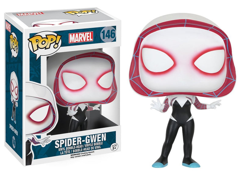 Funko POP Marvel: Spider Gwen Vinyl Figure - Kryptonite Character Store