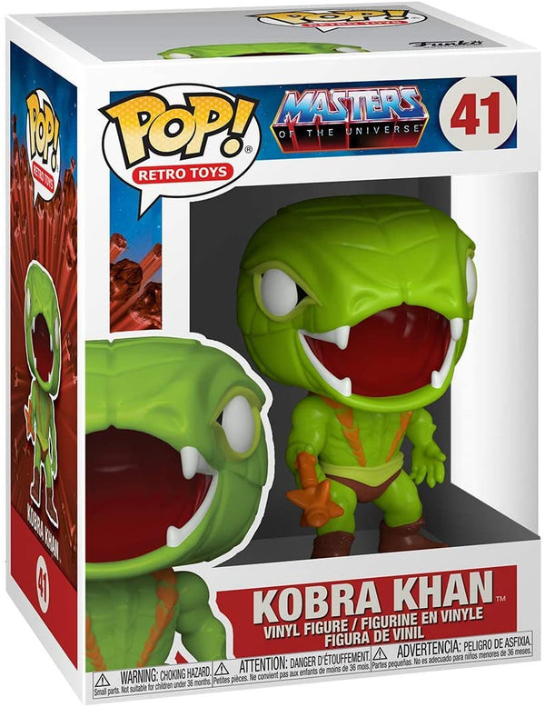 Funko Pop!: Masters of The Universe - Kobra Khan