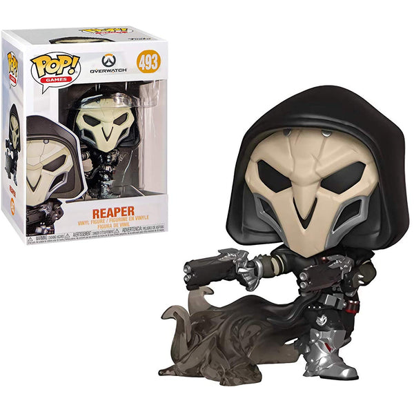 Overwatch Reaper (Wraith) - POP Games Vinyl Figure - Kryptonite Character Store