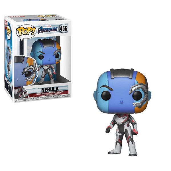 Marvel: Avengers Endgame - Nebula (TS) Pop Movies Vinyl Figure - Kryptonite Character Store