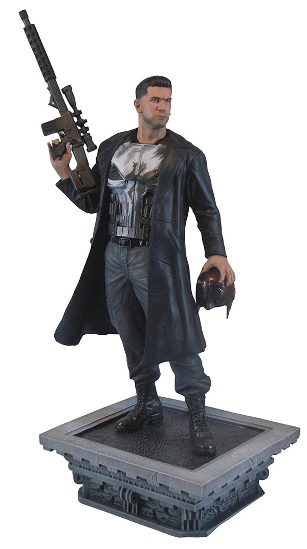 Marvel - Netflix - Gallery Punisher PVC Figure - Kryptonite Character Store