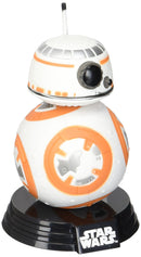 Funko 6218 Pop! Star Wars, BB-8, Bobble-Head Figures, 3.75-Inch - Kryptonite Character Store