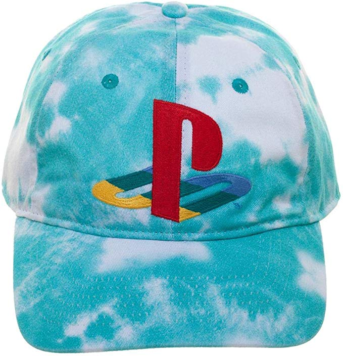 Sony PlayStation Tie-Dye Adjustable Dad Hat