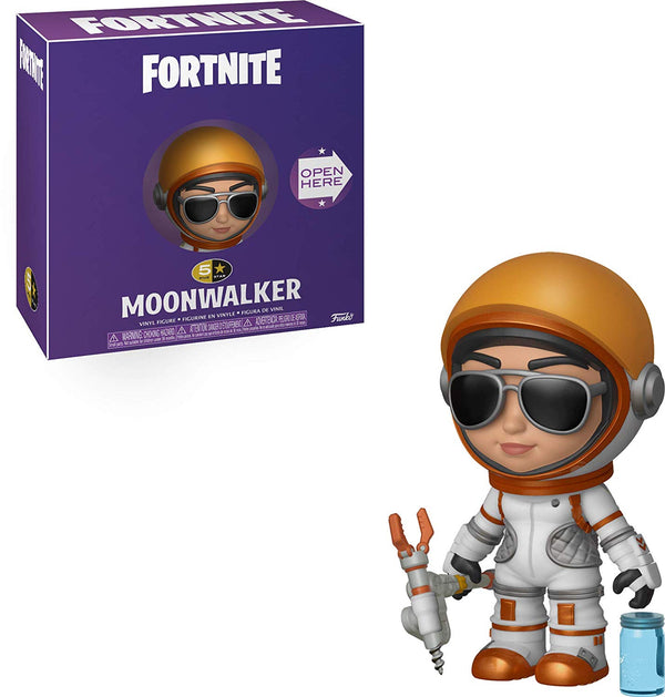 5 Star: Fortnite Moonwalker Multicolor