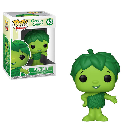 Green Giant - Sprout POP Ad Icons Vinyl Figure - Kryptonite Character Store