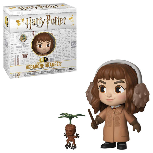 Harry Potter Hermione Granger - 5 Star Vinyl Figure - Kryptonite Character Store