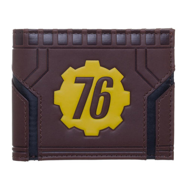 Fallout Vault-tec Wallet - Kryptonite Character Store