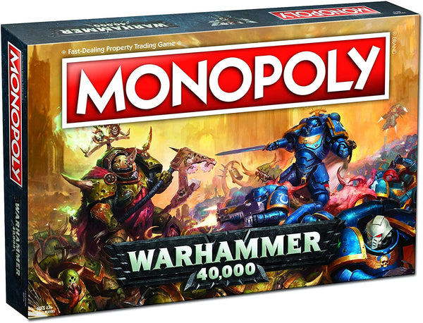 Warhammer 40,000 Board Game  Monopoly