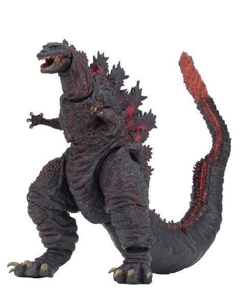 "Godzilla Head To Tail 12"" Action Figure - Shin Godzilla - Kryptonite Character Store"