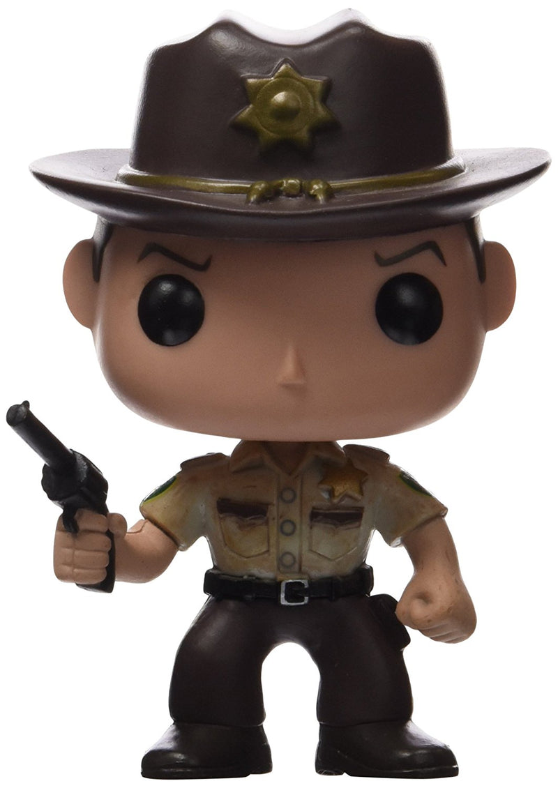 Funko POP The Walking Dead: Rick Grimes - Kryptonite Character Store