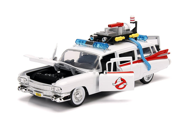 Ghostbusters Hollywood Rides Ecto-1
